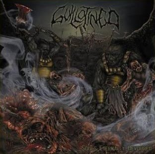 Guillotined - Souls Eternally Devoured (2010)