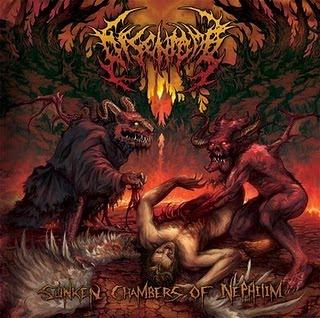 DISENTOMB - Sunken Chambers Of Nephilim (2010)