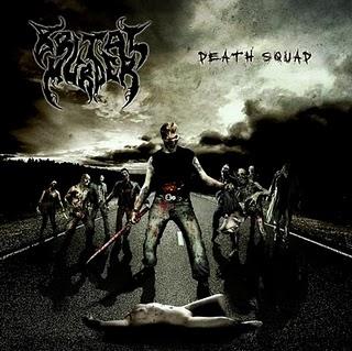 BRUTAL MURDER - Death Squad (2010)