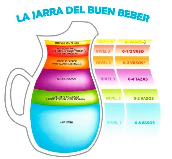 Alimentación Saludable: La jarra del buen beber