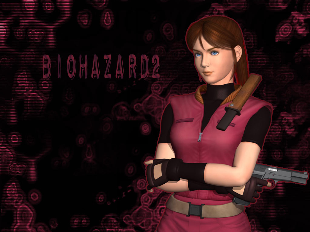 Claire Redfield - New Photos