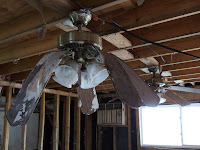 Ole spring relief ii new orleans it appears that the house one point was completely submerged the blades on the numerous ceiling fans are so warped that they look like drooping leaves publicscrutiny Choice Image