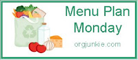 Menu Plan Monday: Vegetarian week