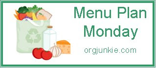 Menu Plan Monday: Vegetarian Week!