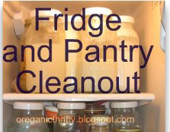 This Week's Menu: Fridge & Pantry Cleanout