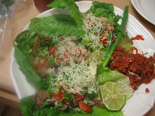 Frugal and Healthy Meal: Tongue Tacos