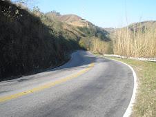 Estrada da Serra de Miguel Pereira