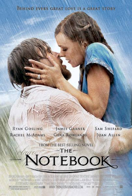 drama The Notebook (2004)   300MB movie, mkv, x264