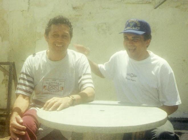 Damasceno e Otton Gibson