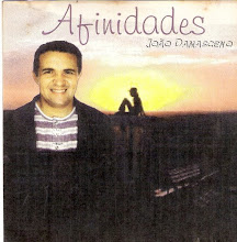 Capa do Cd: Afinidades!