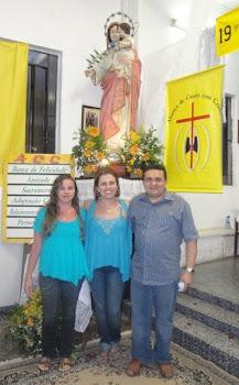 De Macaparana para o Santuário da Paz!