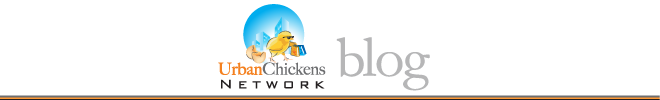 Urban Chickens Network blog