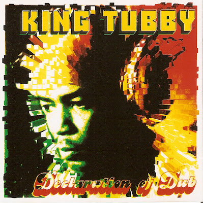 Cover Album of King Tubby - Declaration Of Dub (2002)