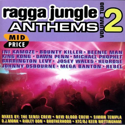VA - Ragga Jungle Anthems 2 (1996) [FLAC]