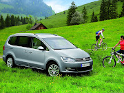 large family car 2011 Volkswagen Sharan