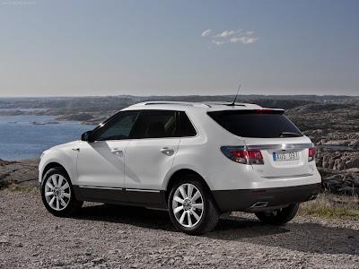 Saab 9-4X 2012 Crossover