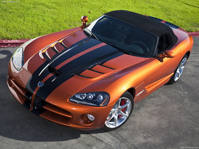 Dodge Viper SRT10 2010 sport car