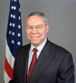 Colin Powell breaks with party and endorses Obama