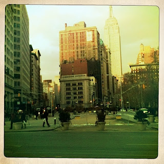 Hipstamatic Photo Collection, New York Scenes of early 2011