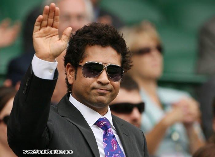 Sachin Tendulkar at Wimbledon 2010 Pics | Sachin Tendulkar at ...