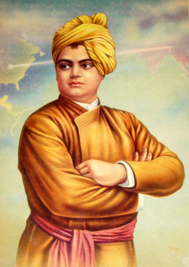 Swami Vivekananda rare wallpapers