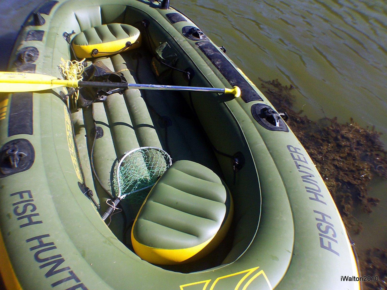 Mud lake bass fishing hunting the river king for Fish hunter raft