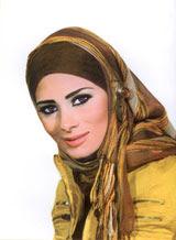 ربطات حجاب باشكال مختلفه 2013 - ربطات حجاب 2013 - احدث ربطات الحجاب 2013 7.jpg
