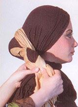 ربطات حجاب باشكال مختلفه 2013 - ربطات حجاب 2013 - احدث ربطات الحجاب 2013 5.jpg