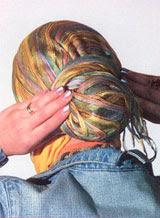 ربطات حجاب باشكال مختلفه 2013 - ربطات حجاب 2013 - احدث ربطات الحجاب 2013 4.jpg