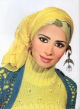 ربطات حجاب باشكال مختلفه 2013 - ربطات حجاب 2013 - احدث ربطات الحجاب 2013 kamar_022.jpg
