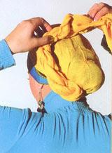 ربطات حجاب باشكال مختلفه 2013 - ربطات حجاب 2013 - احدث ربطات الحجاب 2013 kamar_035.jpg
