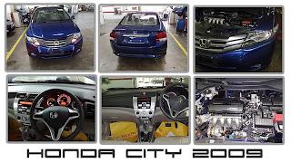 New Honda City