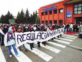 Manifestacion 18.12.08 Burgos