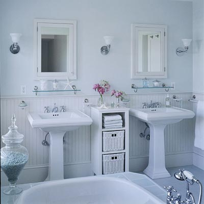 Shabby and charme mobili da bagno - Bagno country chic ...
