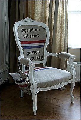 Avete Delle Sedie O Delle Poltrone Da Rivestire O Delle Sedute Da  Proteggere? Eccovi Alcune Idee Veramente Carine.