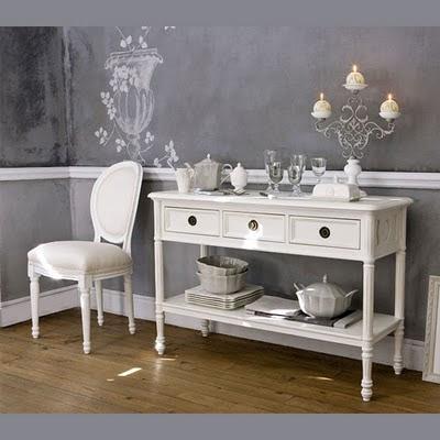 specchio bagno maison du monde shabby and charme idee per lu ingresso