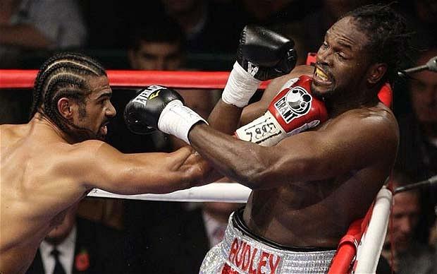 david haye knockout