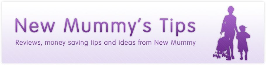 New Mummy&#39;s Tips