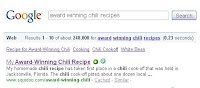 award winning chili recipe google search
