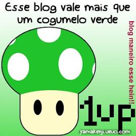 Meu 20* Selinho Esse Blog Vale Mais Que um Cogumelo Verde