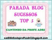 Meu 13* Selinho Parada Blog Sucessos Top 5