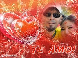 Te amo coração!!!