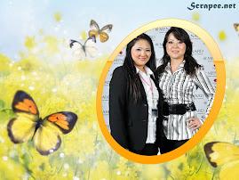 Cristina e Bianca