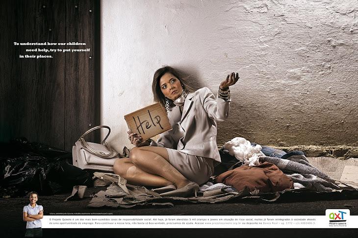 Projecto Quixote | All Social Ads