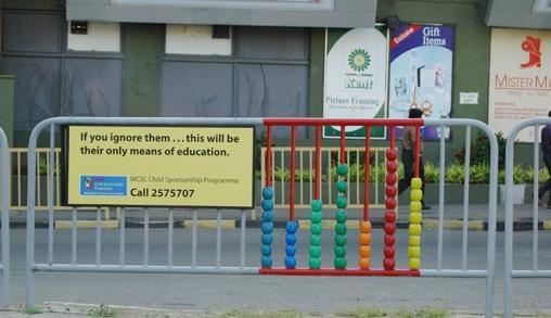 MCSL Child Sponsorship Programme | All Social Ads