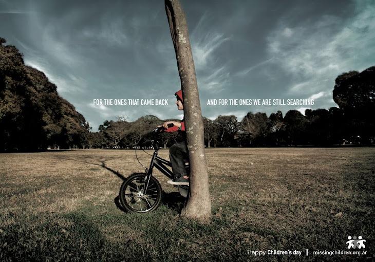 Missing Children | All Social Ads