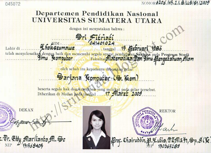 ... lamaran foto pic other rewarded akan calon ijazah ijazah tesis 2010