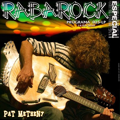 DOWNLOAD PROGRAMA 25 - Pat Metheny