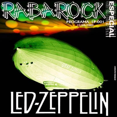 RabaRock Especial 001-LP - LED ZEPPELIN