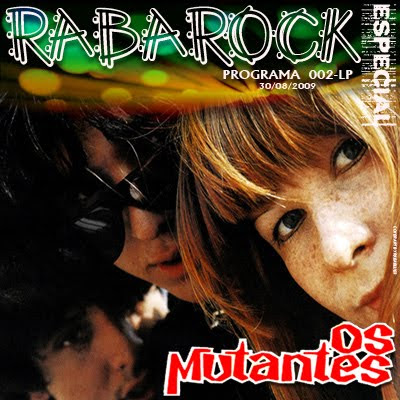 RABAROCK 002-LP  (Os Mutantes)
